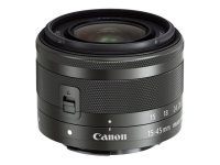 Canon EF-M 15-45mm f3.5-6.3 IS STM Lens Graphite
