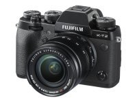 Fujifilm X-T2 Camera inc 18-55mm Lens 24.3MP 3.0LCD 4K FHD Black