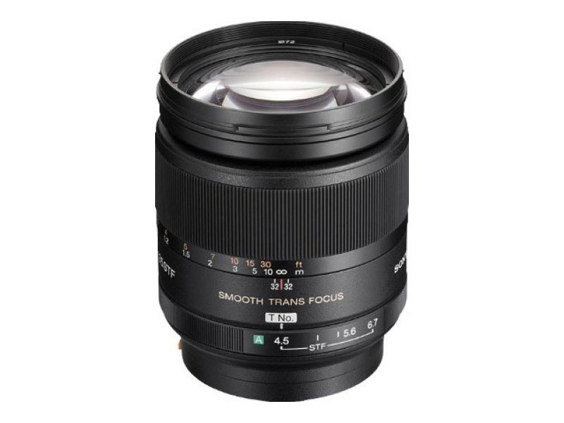 Sony SAL135F28 135mm f/2.8 STF Fixed Focal Length Lens A Mount for Alpha series