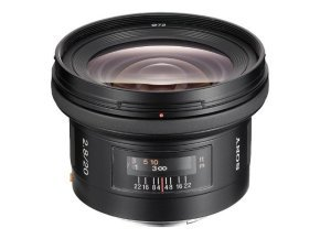 Sony SAL20F28 20mm f/2.8 Fixed Focal Length Lens A Mount for Alpha series