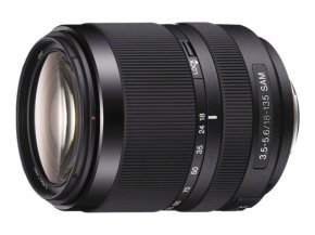 Sony SAL18135 18-135mm f/3.5-5.6 SAM Telephoto Lens A Mount for Alpha series