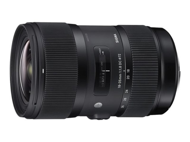 Sigma 18-35mm f/1.8 DC HSM Standard Zoom Lens Sony Fit