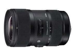 Sigma 18-35mm f/1.8 DC HSM Standard Zoom Lens Nikon Fit