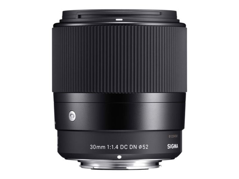 Sigma 30mm f/1.4 DC DN Contemporary Lens Sony Fit