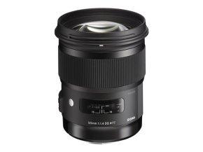 Sigma 50mm f/1.4 DG HSM Standard Prime Lens Canon Fit