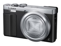 Panasonic DMC-TZ70 Camera Silver 12.1MP 30xZoom 3.0LCD FHD 24mm LEICA DC WiFi