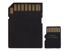 PRAKTICA 16GB Class 10 MicroSD Memory Card inc SD Adapter WP240 Z212