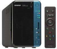 QNAP TS-253B-4G 2 Bay Desktop NAS Enclosure with 4GB RAM