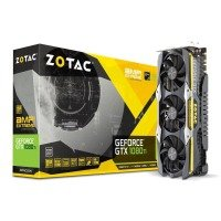 Zotac NVIDIA GeForce GTX 1080 Ti 11GB AMP! Extreme CORE Graphics Card