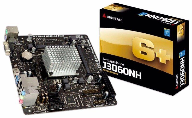 Biostar Intel J3060NH Celeron J3060 Dual-core 2.48G Motherboard