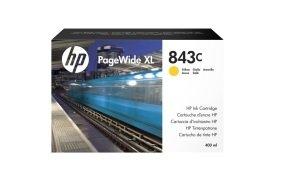 HP 843C Yellow XL Ink Cartridge