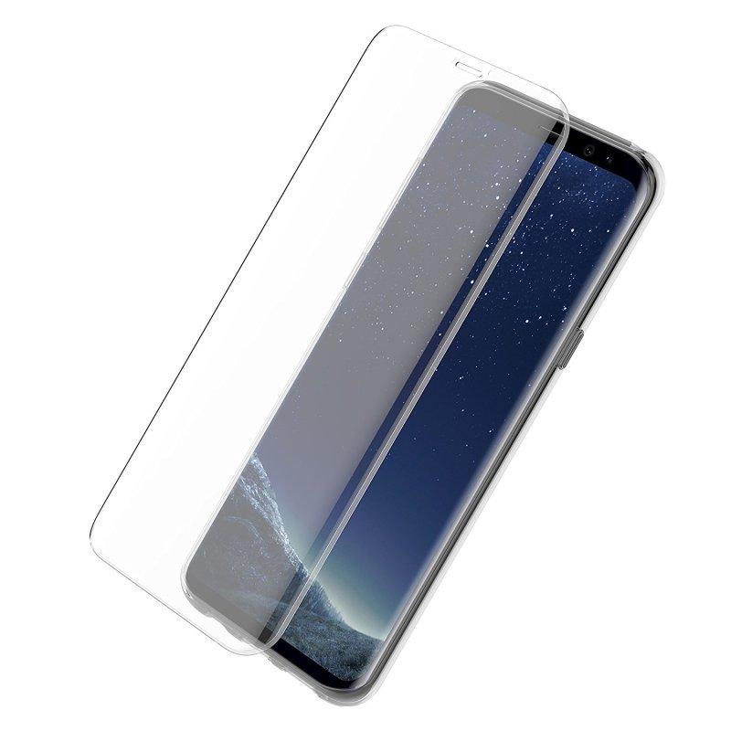 Otterbox Skin+Alpha Glass bundle Galaxy S8