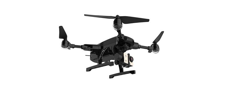 Sim Too Ready-To-Go 4K Drone Camera - Black