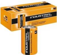 Duracell Industrial D LR20 Batteries   50 Pack