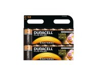 Duracell Batteries C Tub 12