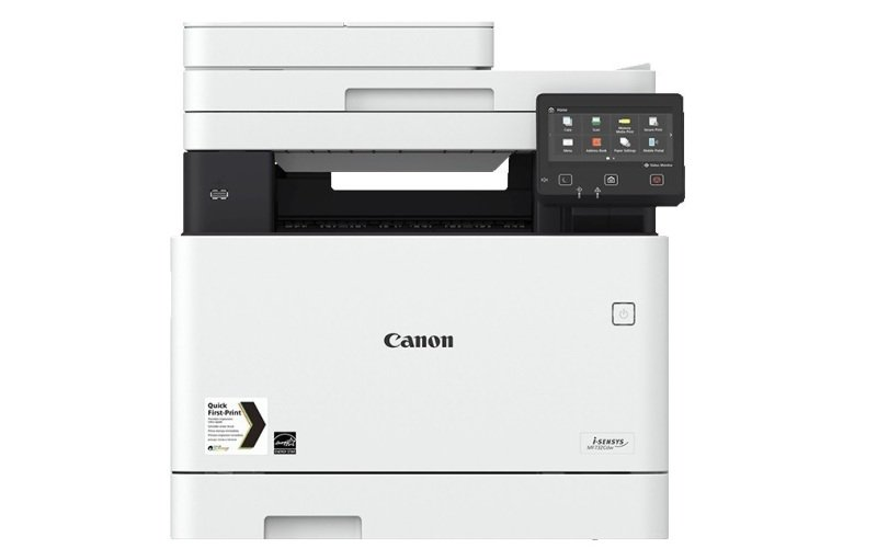 Canon i-SENSYS MF732CDW A4 Wireless Multi-Function Colour Laser Printer