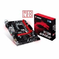 MSI Intel H110M GAMING Micro Socket 1151 mATX Motherboard