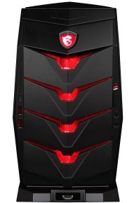 MSI AEGIS X Gaming Desktop PC