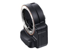 Sony LA-EA4 35mm full-frame compatible A-mount adaptor for full-frame E-mount