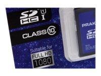 PRAKTICA 32GB SDHC Memory Card - Class 10