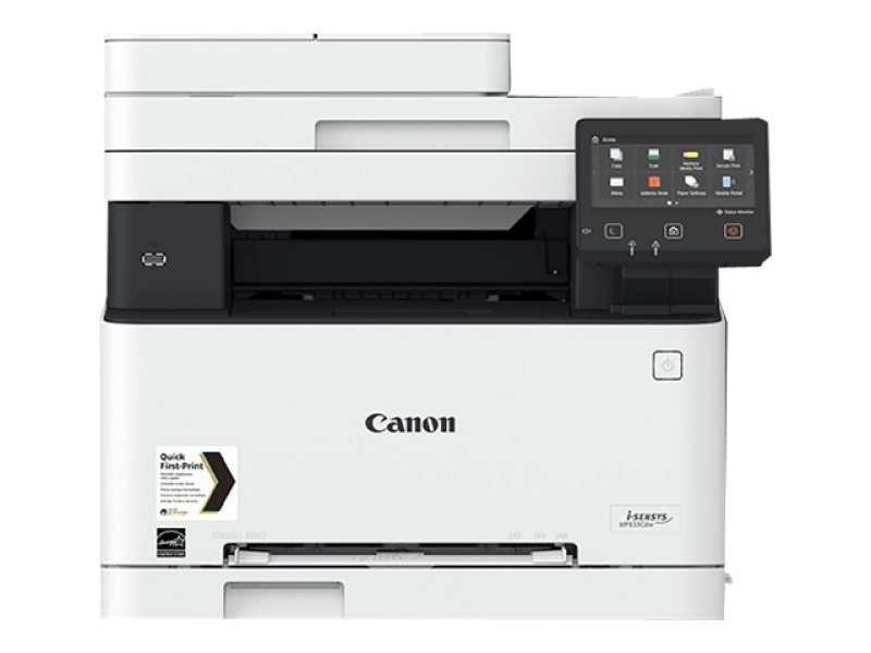 Canon MF633Cdw A4 Wireless Colour Laser Printer with Duplex Printing