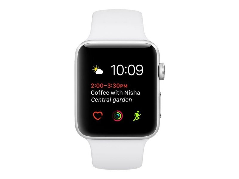 Apple Watch Series 1 - 42 Mm - Silver Aluminium cheapest retail price