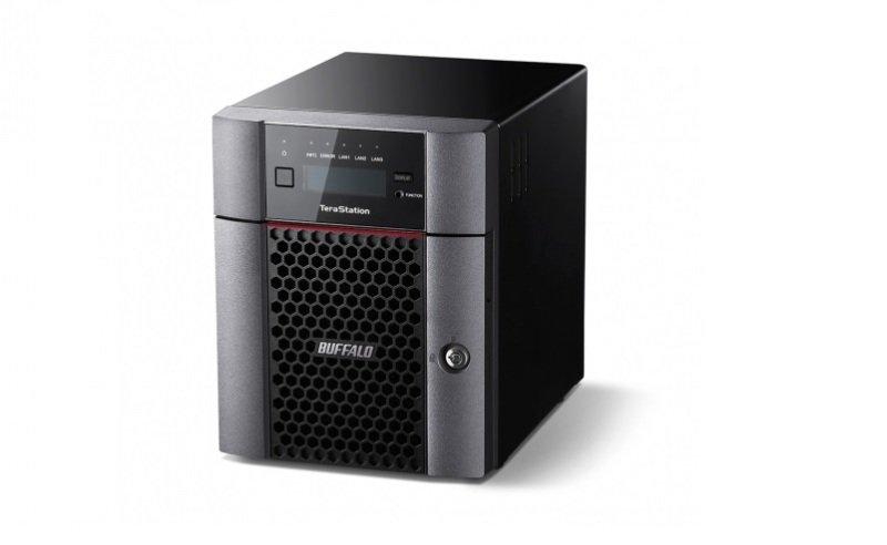 Buffalo 24TB TeraStation 5410DN 4 Bay Desktop NAS