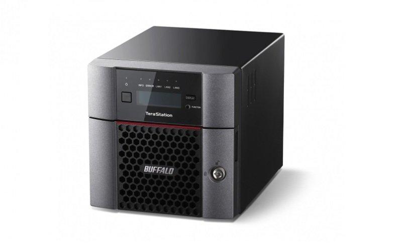 Buffalo 6TB TeraStation 5210DN 2 Bay Desktop NAS
