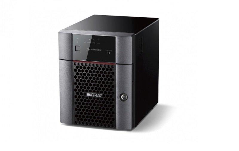 Buffalo 8TB TeraStation 3410DN 4 Bay Desktop NAS