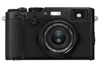 Fujifilm X100F CSC Camera Black 23mm f/2.0 Fujinon Lens Kit 24.3MP 3.0LCD