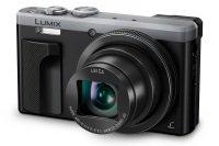 Panasonic Dmc-tz80 Camera Silver 18.1mp 30xzoom 3.0lcd 4k Fhd 24mm Leica Dc