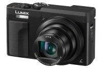 Panasonic Dc-tz90 Camera Black 20.3mp 30xzoom 3.0lcd 4k Fhd Leica Dc