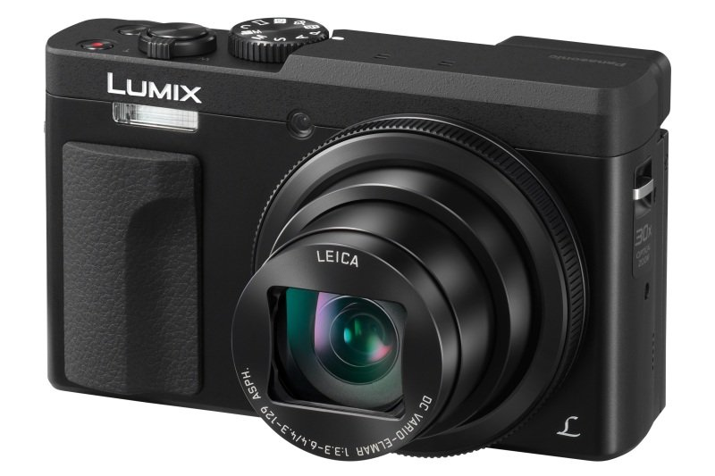 Panasonic Dc-tz90 Camera Black 20.3mp 30xzoom 3.0lcd 4k Fhd Leica Dc