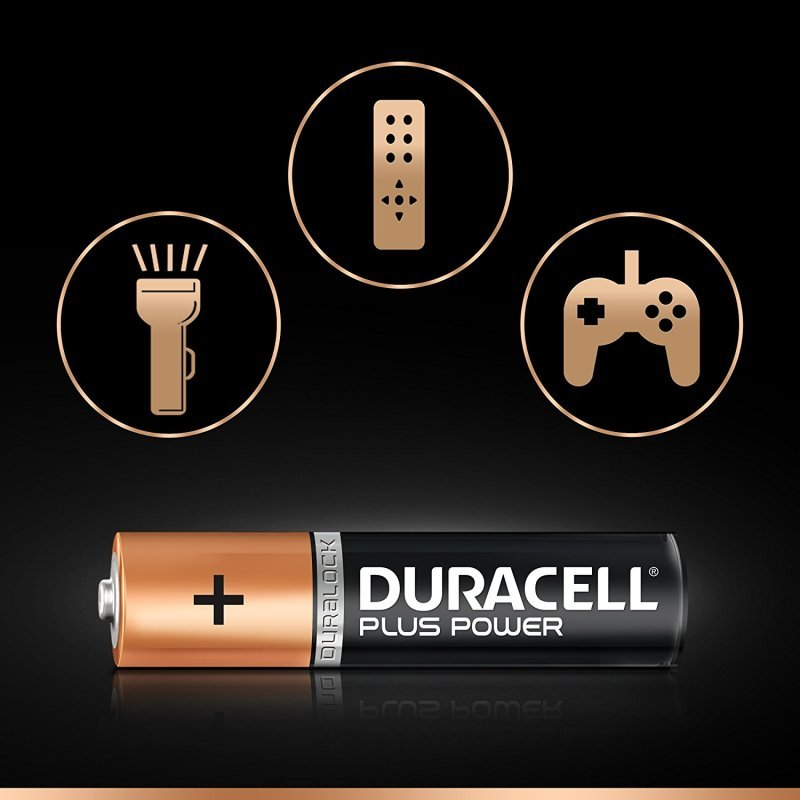Aaa Duracell Batteries Tub 40