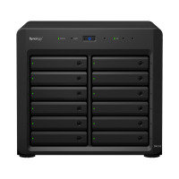Synology DX1215 72TB (12 x 6TB WD RED PRO) 12 Bay Expansion