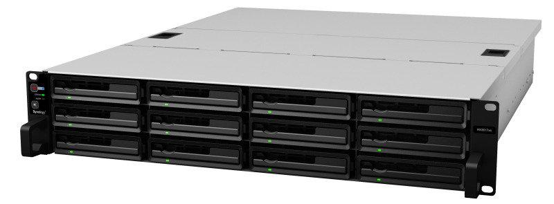 Synology RS3617XS 16TB (4 x 4TB WD RED PRO) 12 Bay 2U Rack