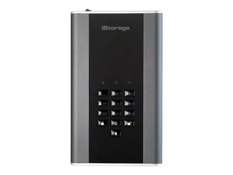 Image of iStorage 1TB diskAshur DT2 HDD