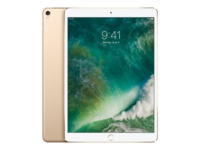 "Apple iPad Pro 10.5"" Cellular 64GB - Gold"