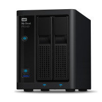 WD 2TB (2 x 1TB WD RED) My Cloud PR2100 2 Bay NAS