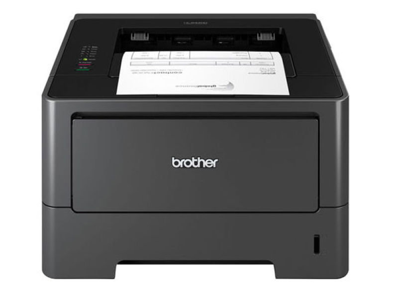 Image of Brother Wireless HL-5470DW Mono Laser Duplex Printer