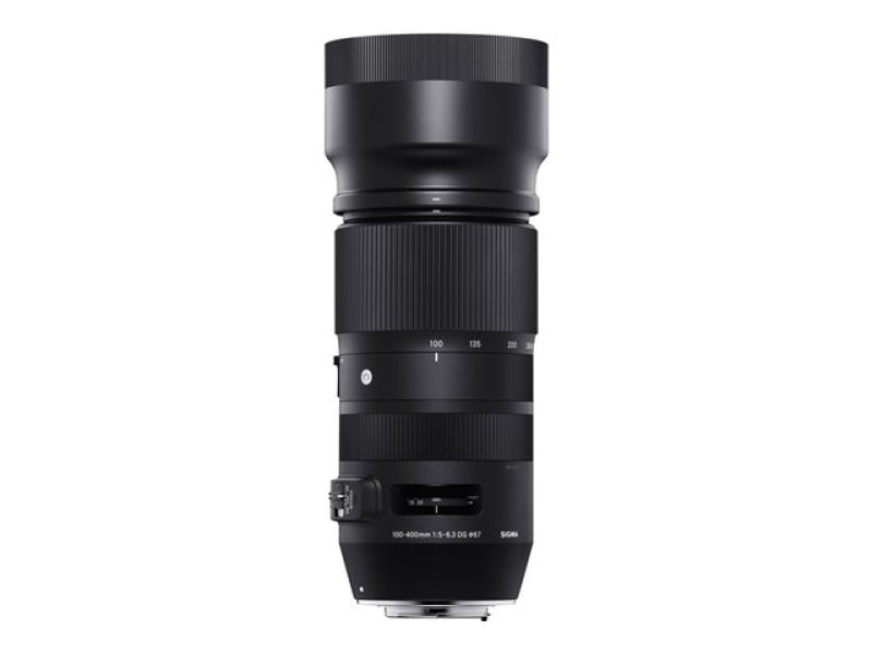 Sigma 100-400mm f/5-6.3 DG OS HSM I Contemporary Lens Canon Fit