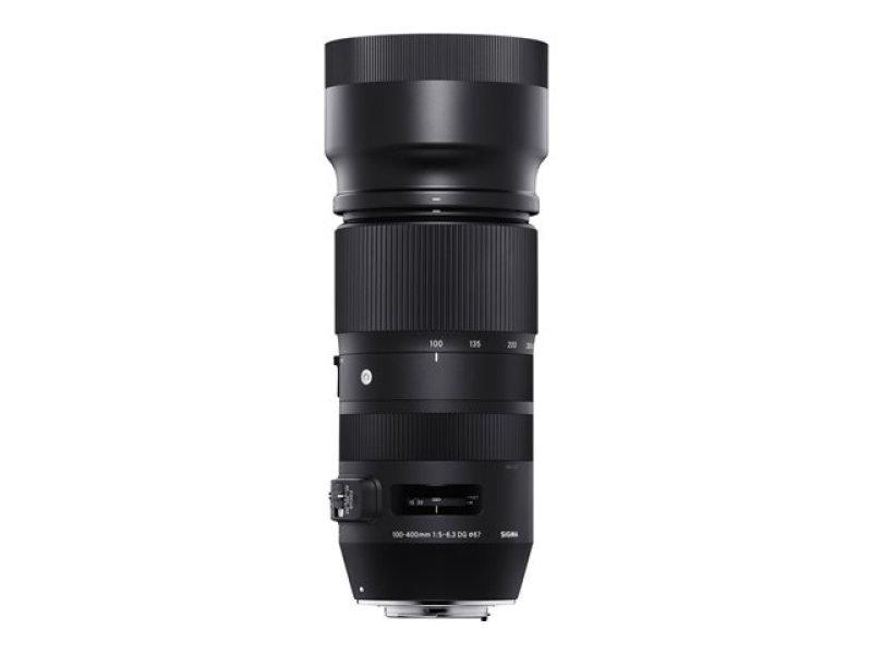 Sigma 100-400mm f/5-6.3 DG OS HSM I Contemporary Lens Nikon Fit