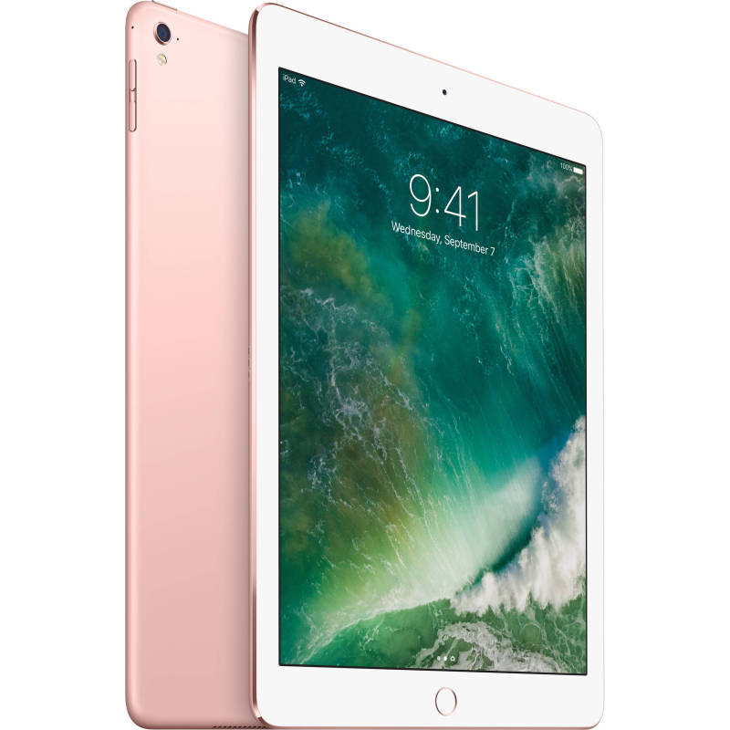 Apple 10.5-inch iPad Pro Wi-Fi + Cellular 256GB - Rose Gold