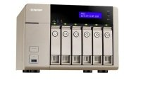 QNAP TVS-663-8G 60TB (6 x 10TB SGT-IW PRO) 6 Bay NAS with 8GB RAM