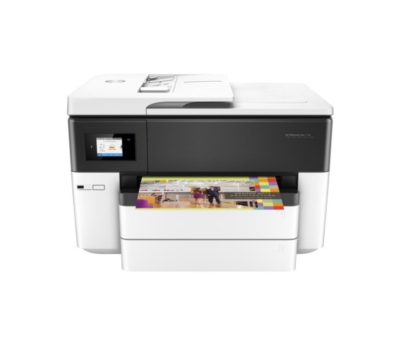 EXDISPLAY HP OfficeJet Pro 7740 Wide Format All-in-One Printer