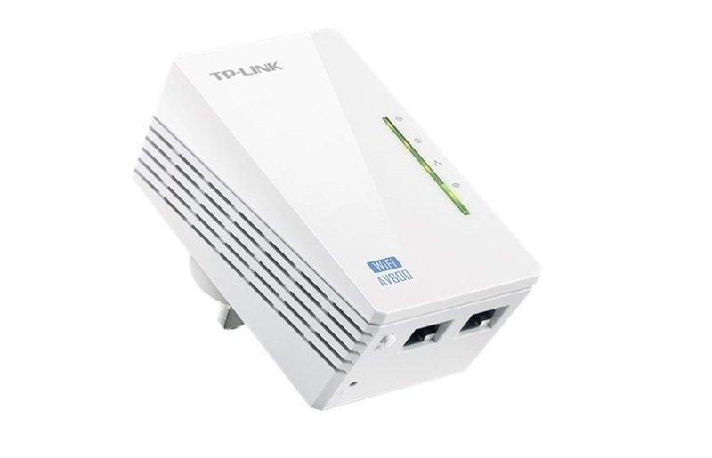 TP-LINK TL-WPA4220 AV600 WiFi Powerline Extender V1.20