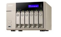 QNAP TVS-663-4G 60TB (6 x 10TB SGT-IW PRO) 6 Bay NAS with 4GB RAM