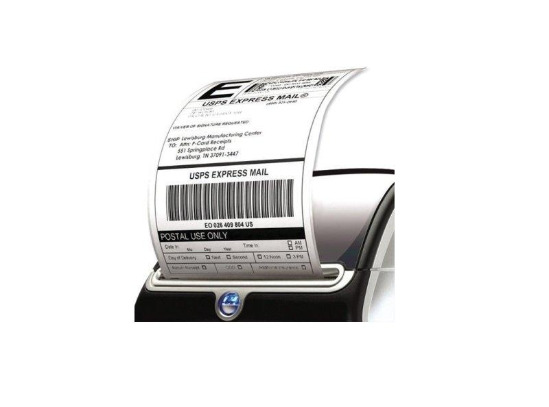 Dymo Label Writer XL Shipping Label