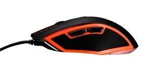 VPRO V100 Gaming Backlit Keyboard and Mouse Set Black UK Layout