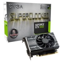 EXDISPLAY EVGA GeForce GTX1050 SC Gaming 2GB GDDR5 DVI-D HDMI DisplayPort PCI-E Graphics Card